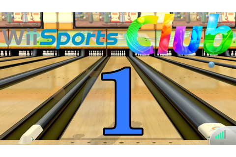 Wii Sports Club - Gameplay (Online) [Part 1 - Bowling - 10 ...