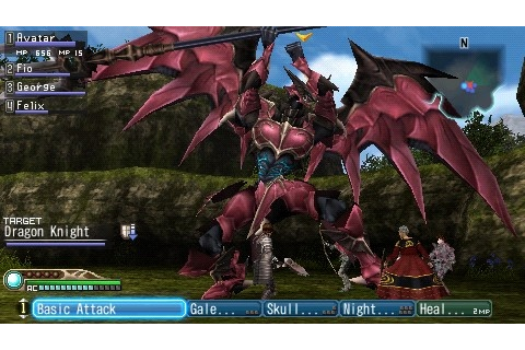 White Knight Chronicles Origins - Download Game PSP PPSSPP ...