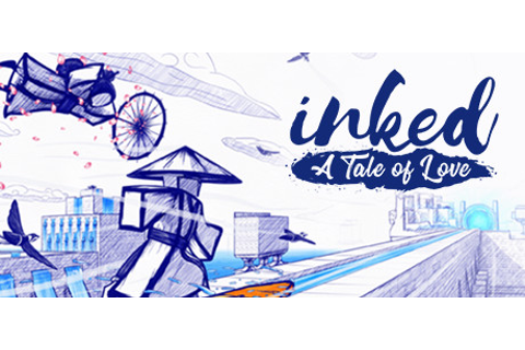 Inked on Steam