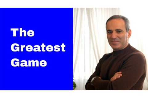The Greatest Chess Game ever played - YouTube