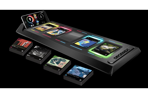 DropMix: The Card Game DJs & Producers Will Love
