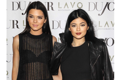 Kendall and Kylie Jenner are the stars of a new mobile ...