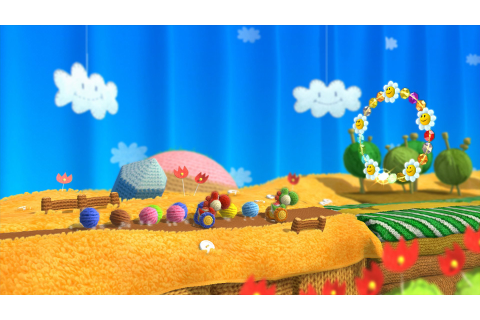 Yoshi's Woolly World (Wii U) Game Profile | News, Reviews ...