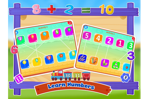Learn Basic Math Number Match App for iPhone - Free ...
