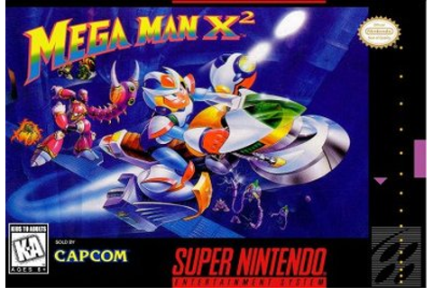 Mega Man X2 - Wikipedia