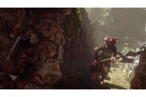 Ghost of a Tale Game | PS4 - PlayStation