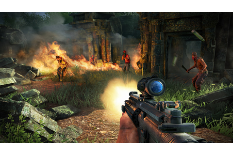 Far Cry 3 [PC] [Game + SkiDrow Crack] [Torrent] ~ Xbox PC PS