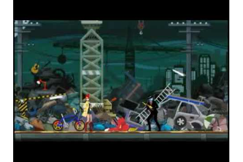Ghost Trick DS - YouTube