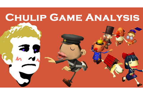 Chulip (2007) Video Game Analysis - YouTube