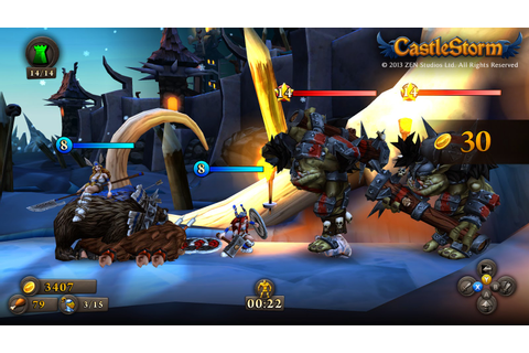 CastleStorm Pc Game Free Download Full Version
