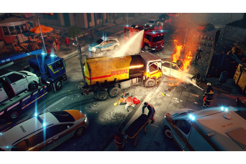 Ocean Of Games » Emergency 2017 Free Download