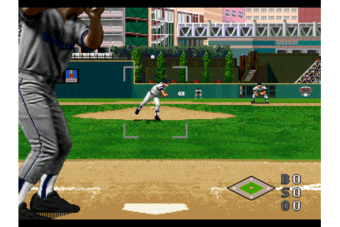 World Series Baseball 95 Screenshots | GameFabrique