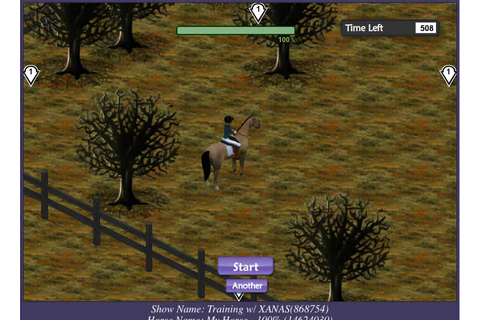 Horseland horse game review - Online Community browser ...