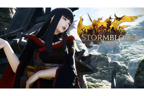 Final Fantasy XIV: Stormblood - Launch Trailer - YouTube