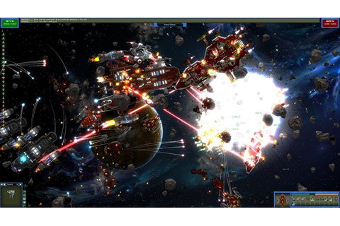 Gratuitous Space Battles 2 makes pew pew look even better ...