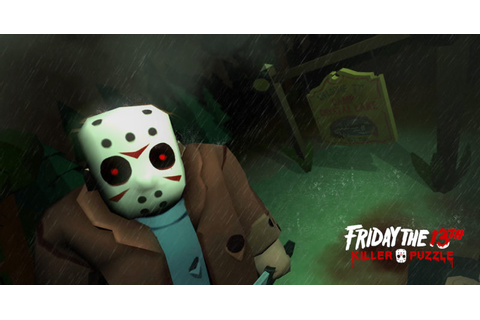 Friday the 13th: Killer Puzzle Now Available For Free ...
