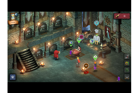 Hotel Dracula > iPad, iPhone, Android, Mac & PC Game | Big ...