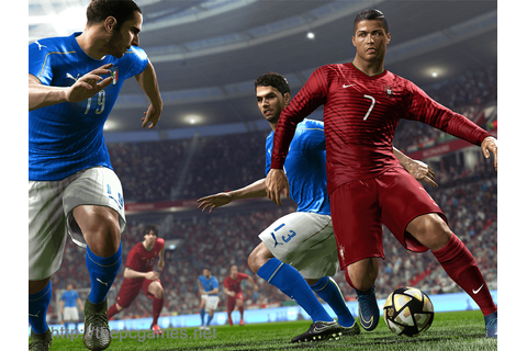 PRO EVOLUTION SOCCER UEFA EURO 2016 FRANCE PC Game Free ...