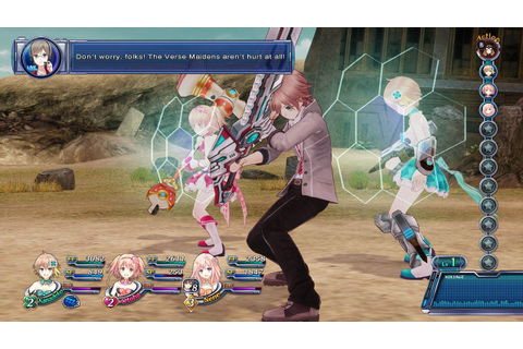 Omega Quintet on PS4 | Official PlayStation™Store US