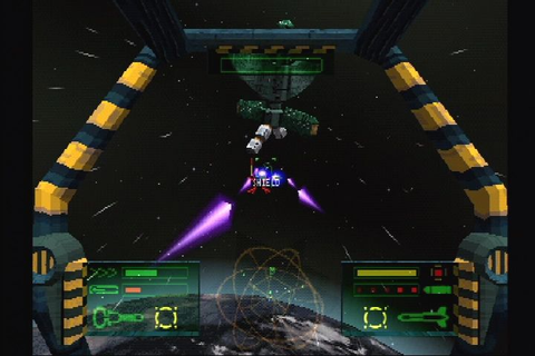 Colony Wars: Vengeance Screenshots for PlayStation - MobyGames