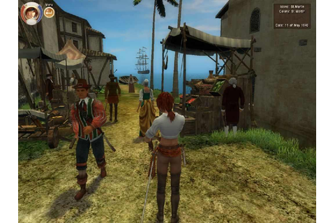Age of Pirates Caribbean Tales Download Free Full Game ...
