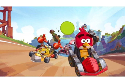 Angry Birds Go! by Rovio Entertainment Oyj