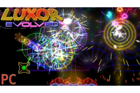 Luxor Evolved Gameplay Review PC HD - YouTube