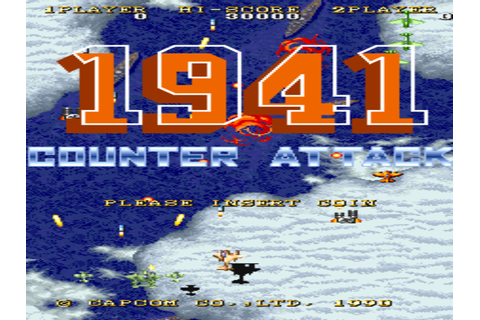 1941 - Counter Attack (World) ROM