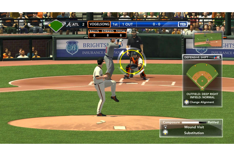 Major League Baseball 2K12 PC Game - Donlout