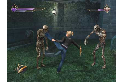 Buffy the Vampire Slayer: Chaos Bleeds Review for Xbox ...