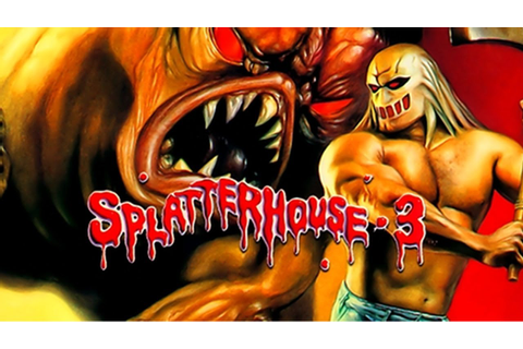 Let's Play Splatterhouse 3 (Complete Game) - YouTube