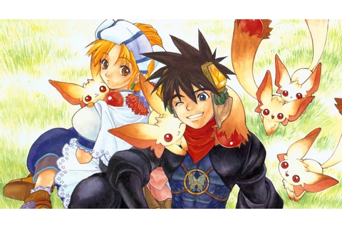 HD Remaster Of Grandia And Dreamcast Sequel Revealed For ...