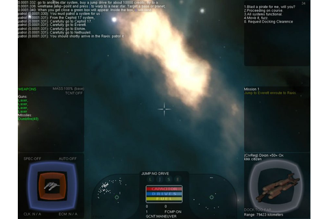 Download Vega Strike simulation, free, optional donation ...