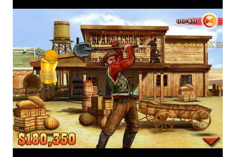 "Wild West Guns ""official"" iPhone trailer - YouTube"