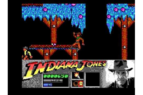 Indiana Jones and the last Crusade (The Action Game) - MS ...