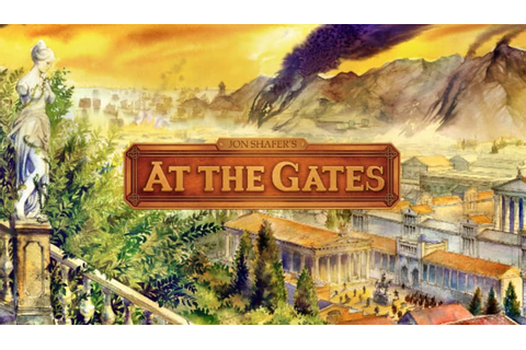 At the Gates, New Game From Civilization V Designer, is ...