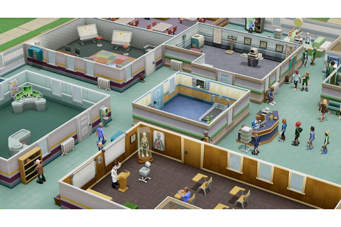 Buy Two Point Hospital, TPH Steam Game Key - MMOGA
