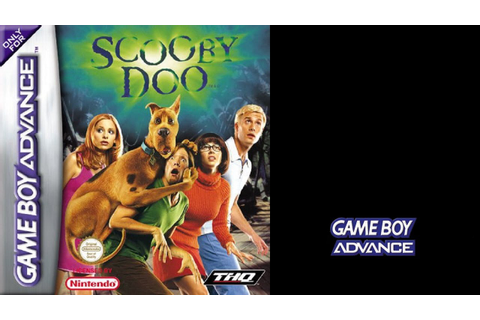 Scooby Doo! (Game Boy Advance) (Gameplay) The GBA Files ...