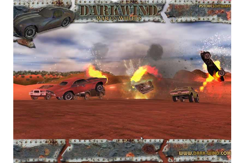 Darkwind War on Wheels Download Free Full Game | Speed-New
