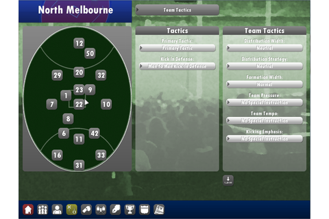 Australian Football Coach (Windows PC) - GM Games