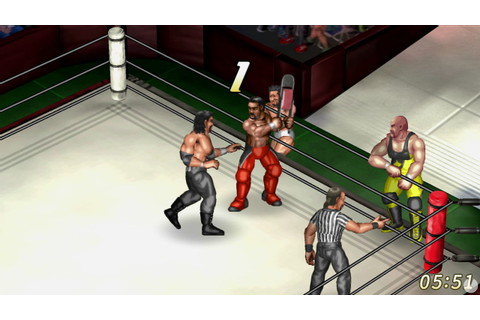 Fire Pro Wrestling World: TODA la información - PS4, PC ...