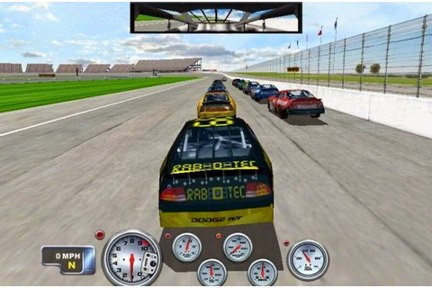 NASCAR Racing 4 PC Games Gameplay