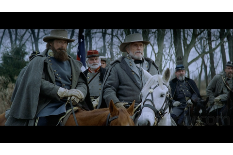 """Gods and Generals"" 