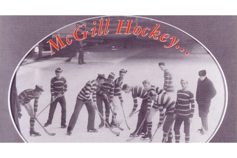THIS WEEK IN HISTORY: The world's first organized hockey ...