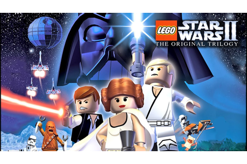 Lego Star Wars II walkthrough part 1 - YouTube