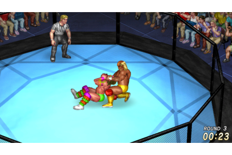 Early Access Review: Fire Pro Wrestling World
