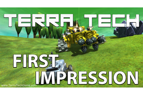 TerraTech Game - Early Access First Impression - Gameplay ...