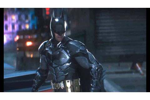 Batman: Arkham Knight Official Video Game Trailer (2014 ...