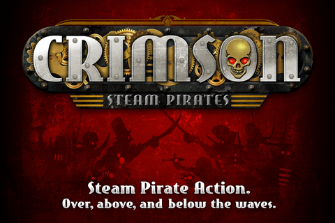 App Shopper: Crimson: Steam Pirates for iPhone (Games)
