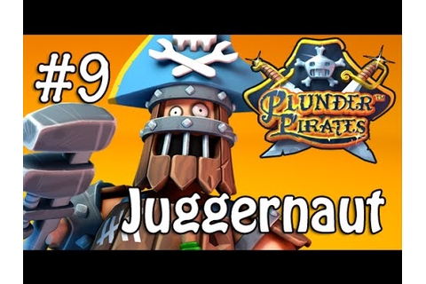 Plunder Pirates #9 Meet the Juggernaut (iOS Combat ...